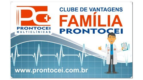 clinica popular - cartao prontocei